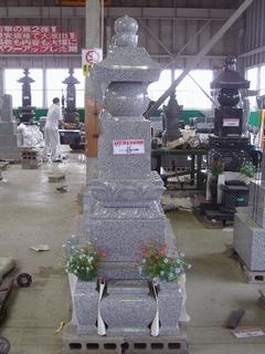 和型墓石09