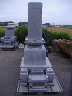 和型墓石10