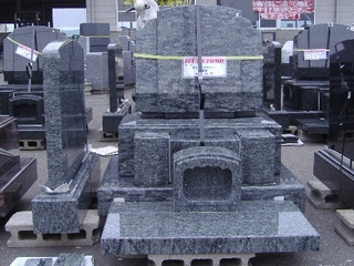 洋型墓石06