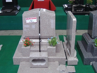 洋型墓石08