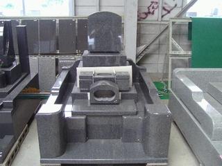 洋型墓石10