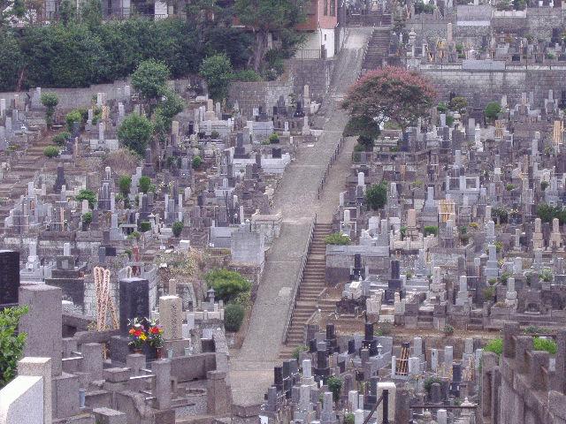 久保山墓地05
