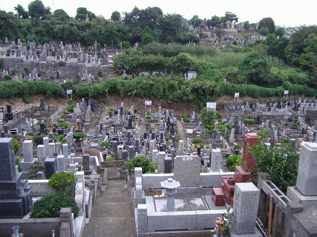 久保山墓地06