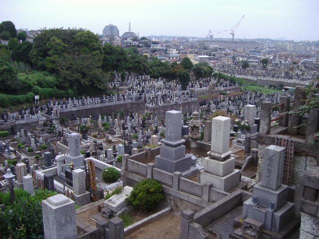 久保山墓地07