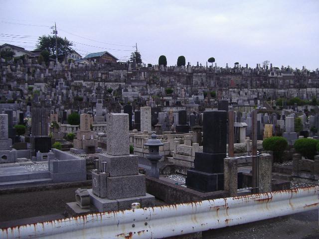 久保山墓地08