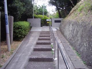 横須賀市営馬門山墓地01