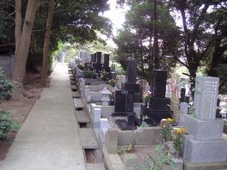 横須賀市営馬門山墓地03