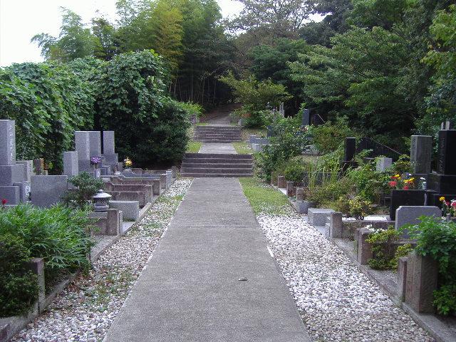 横須賀市営馬門山墓地04