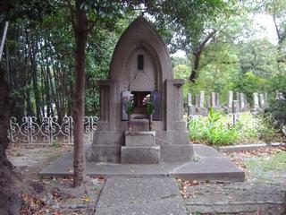 横須賀市営馬門山墓地05