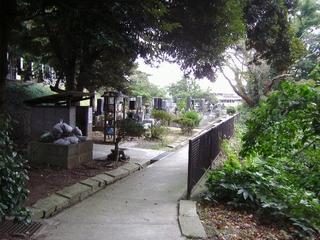横須賀市営馬門山墓地06