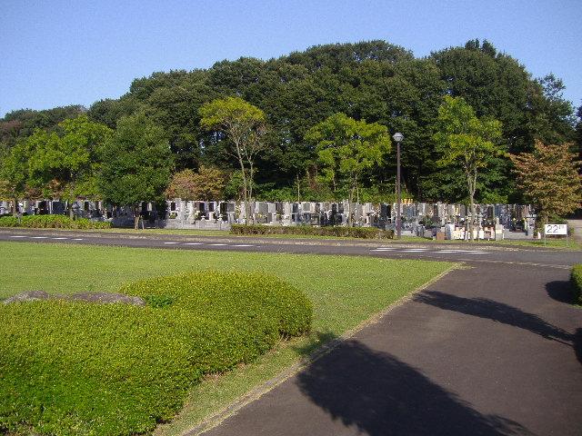 営峰山霊園03