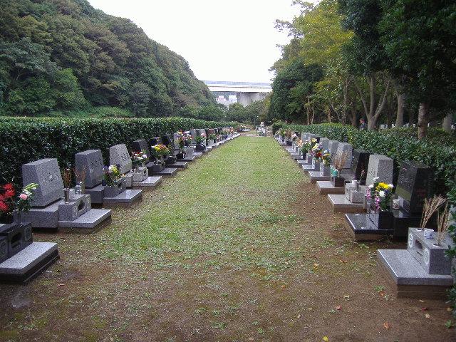横須賀市営公園墓地03