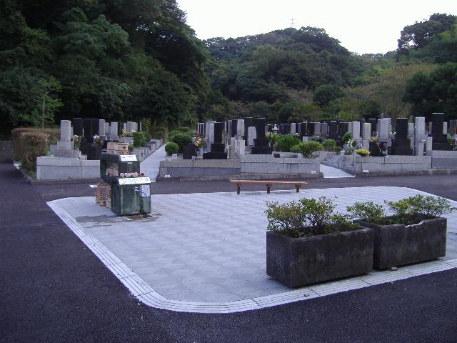 横須賀市営公園墓地06